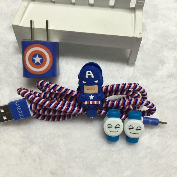 Um-conjunto-de-desenhos-animados-cabo-USB-fone-de-ouvido-protetor-cabo-organizador-de-fios-etiquetas.jpg